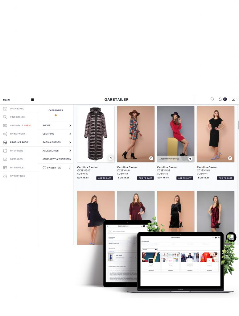 BUYINGSHOW ° the fashion deal marketplace